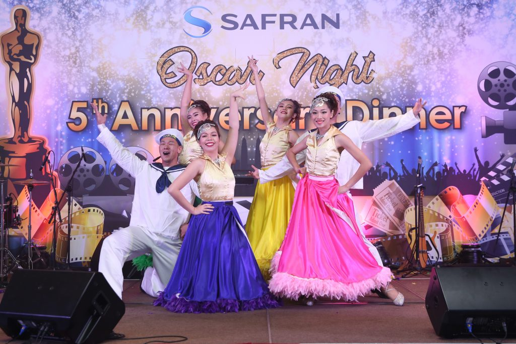 Safran 5th Anniversary Dinner