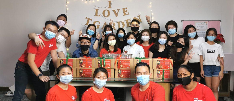 Charity Christmas Fruit Cake Workshop