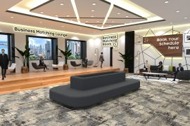 Business Matching Lounge