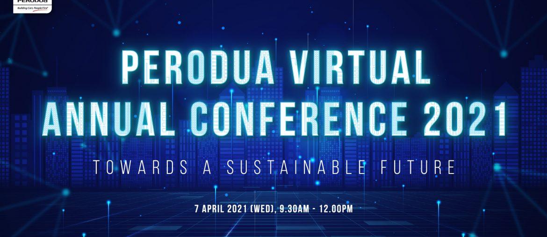 Perodua Virtual Annual Conference 2021